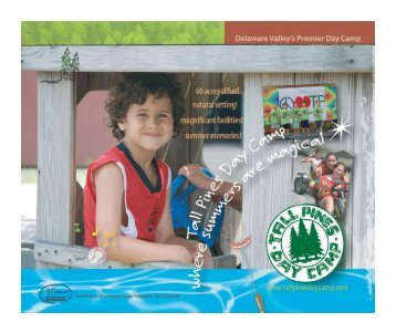Delaware Valley's Premier Day Camp - Tall Pines Day Camp