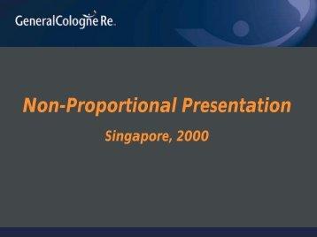 Non-Proportional Presentation - FacWorld
