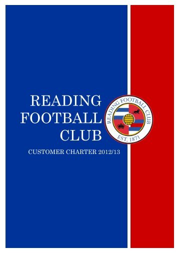 here - Reading Football Club