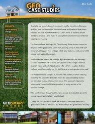 Rice Lake - GeoSmart Energy
