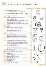 3.44 Fournitures industrielles - Orange Business Services