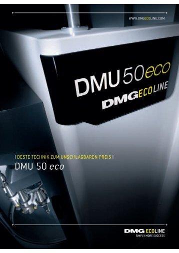 DMU 50 eco - NC-92 doo