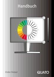 iColor Output Software - QUATOGRAPHIC Technology GmbH