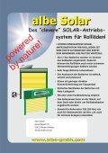 auch nachträglich! albe Drive System - albe GmbH - Seite 4