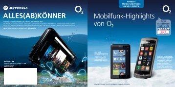 Mobilfunk-Highlights von œ AlleS(AB)köNNer - elisgmbh.de