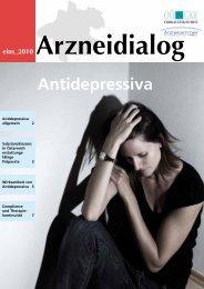 Arzneidialog eins_2010 Antidepressiva - OÖGKK