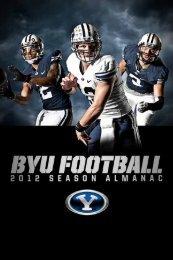 2012 Football Almanac PDF Print Version - BYU
