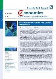 B2C-E-Commerce: Internet kein