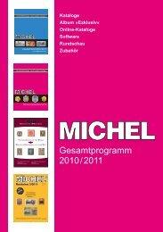Gesamtprogramm 2010 / 2011 - Michel
