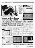 Strong SRT-50: DVB-T-Receiver als Scart-Stecker - ITM praktiker ... - Seite 2