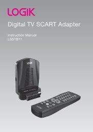 LOGIK Digital TV SCART Adapter - KnowHow