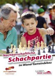 Schachtermine - Wohnpartner