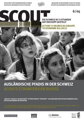 AUSLÄNDISCHE PFADIS IN DER SCHWEIZ SCOUTS ... - Scout.ch