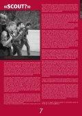 PFADI AUF DEM GIPFEL SCOUTS AU SOMMET - Scout.ch - Page 7