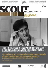 Scout 3/07 - Scout.ch