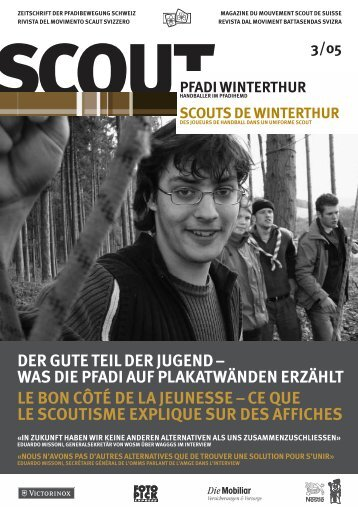 Scout 3/05 - Scout.ch