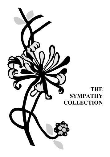 honeysuckle flowers the sympathy collection - Joseph Edwards