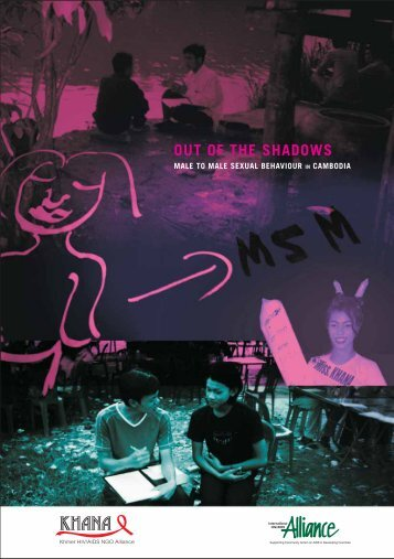 Out of the Shadows – Male to male sexual behaviour in ... - Eldis