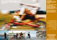 ScooterBike Catalogue - Used