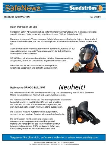 SafeNews - srsafety.de