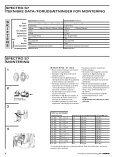 spectro p5 vedligeholdelse - Sram - Page 6