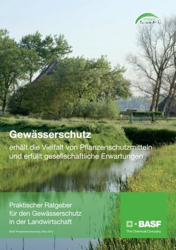 Gewässerschutz - BASF Crop Protection