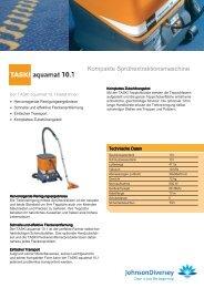 Taski aquamat Waschsauger 10.1