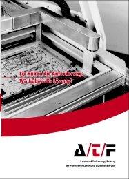 ATF Vorstellung - G.Werner GmbH