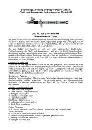 Badger 360 - Createx Handels-GmbH