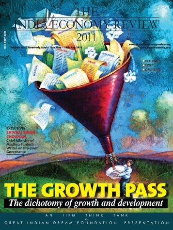 THE INDIA ECONOMY REVIEW 2011