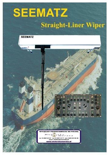 "SEEMATZ Wind Screen Wiper ""Straight Line"""