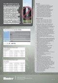 Prospekt HUNTER I-Core-Steuerung - Page 4