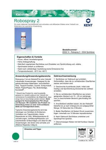 Klebstoffe - Quick Berlin Design GmbH