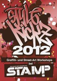 Stylekickz 2012 - Flyer