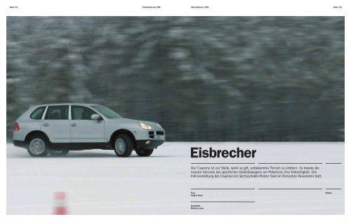 Eisbrecher - Porsche