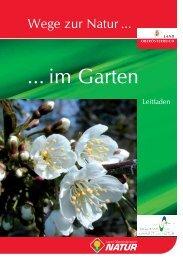 ... im Garten - Oberösterreichische Landesmuseen