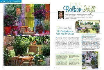 3 free magazines from eule garten de. Black Bedroom Furniture Sets. Home Design Ideas