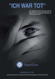 Broschüre Heartsine Defibrillatoren - Notfall-defi
