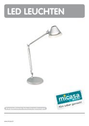 Strip Light LED LEuchtEn - Micasa