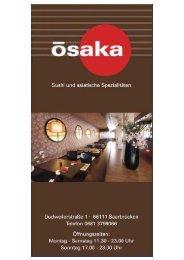 Speisekarte drucken (PDF) - Sushi-Saarbruecken.de