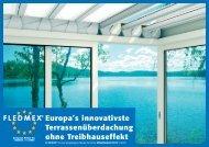 Qualitätsmanagement nach DIN ISO 9001 - Fledmex Lamellendach