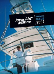 Jarvis Marine Product Guide - Anglers' Central Service Centre