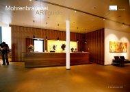 Foyer 1. + 2. OG - Kunstkontakt