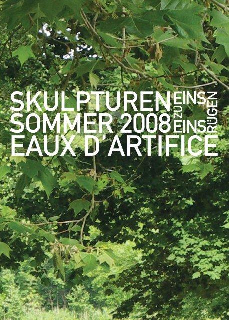 Katalog der Ausstellung - Einszueins Rügen