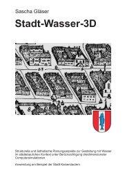 Stadt-Wasser-3D - cpe - Universität Kaiserslautern