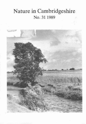 2 - Nature in Cambridgeshire