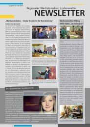 newsletter - Stadt Luckenwalde