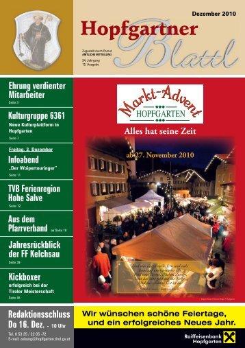16,64 MB - Gemeinde Hopfgarten