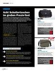 Vielseitig und schick: Schultertaschen für Fotografen - Seite 3