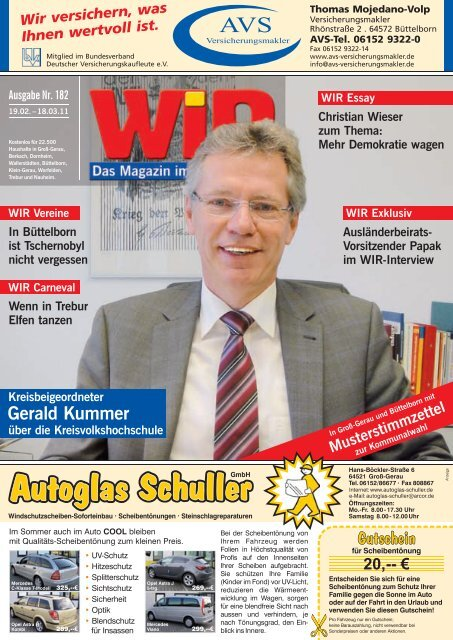 Hundezentrum Groß-Gerau - Das WIR-Magazin im Gerauer Land